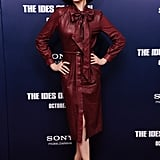 Evan Rachel Wood in NYC for the premiere of The Ides of March.