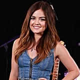 Get In on Our Interview With Lucy Hale