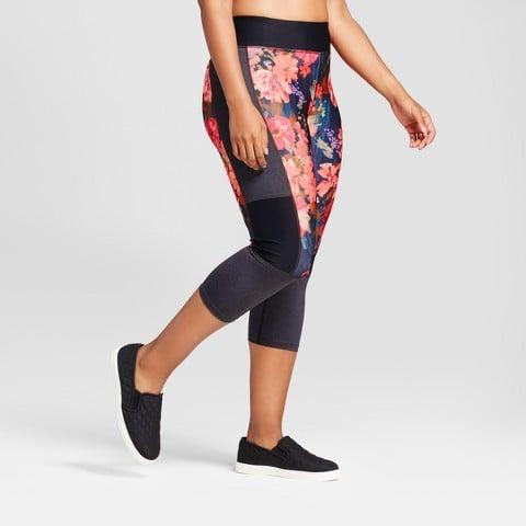 f890c1f366b6d JoyLab Women's Plus Performance Capri Leggings | Best Fitness Gifts ...