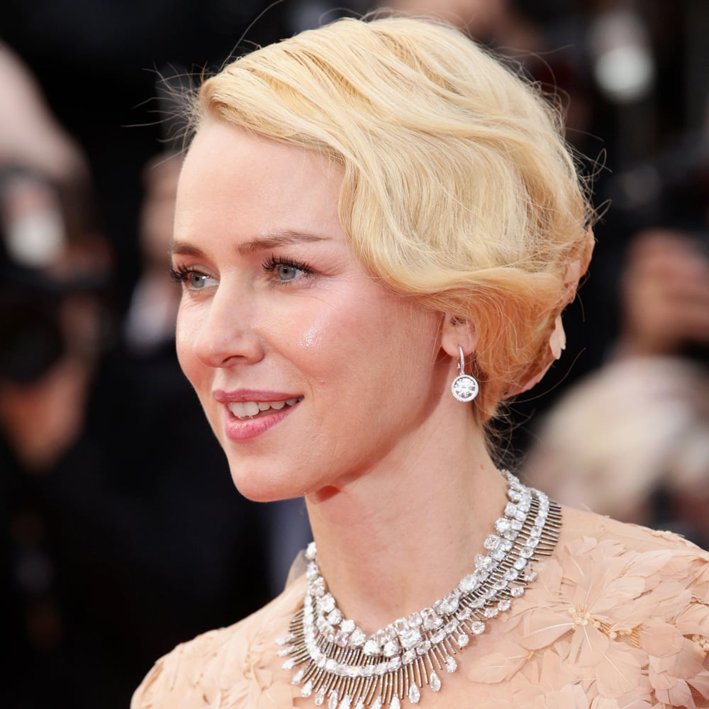 Naomi Watts Looked Divine With An Old Hollywood Style Updo Top 5