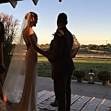 Hilary Rhoda Marries Sean Avery — See the Stunning Pictures!