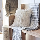 Plush Cushions and Blankets