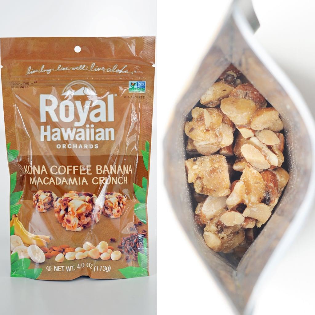 Royal Hawaiian Kona Coffee Banana Macadamia Crunch