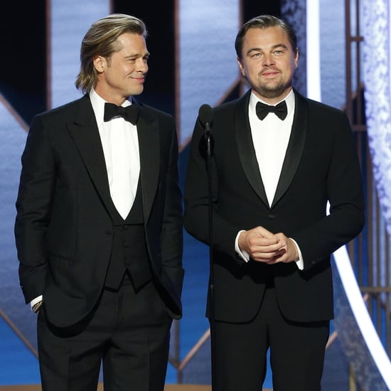 Brad Pitt's Speech at the Golden Globes 2020 Video