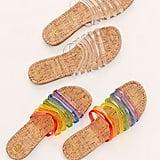 Vegan Firecracker Sandals