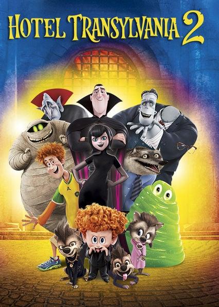 Hotel Transylvania 2   Halloween Movies For Kids on Netflix 2017 ...