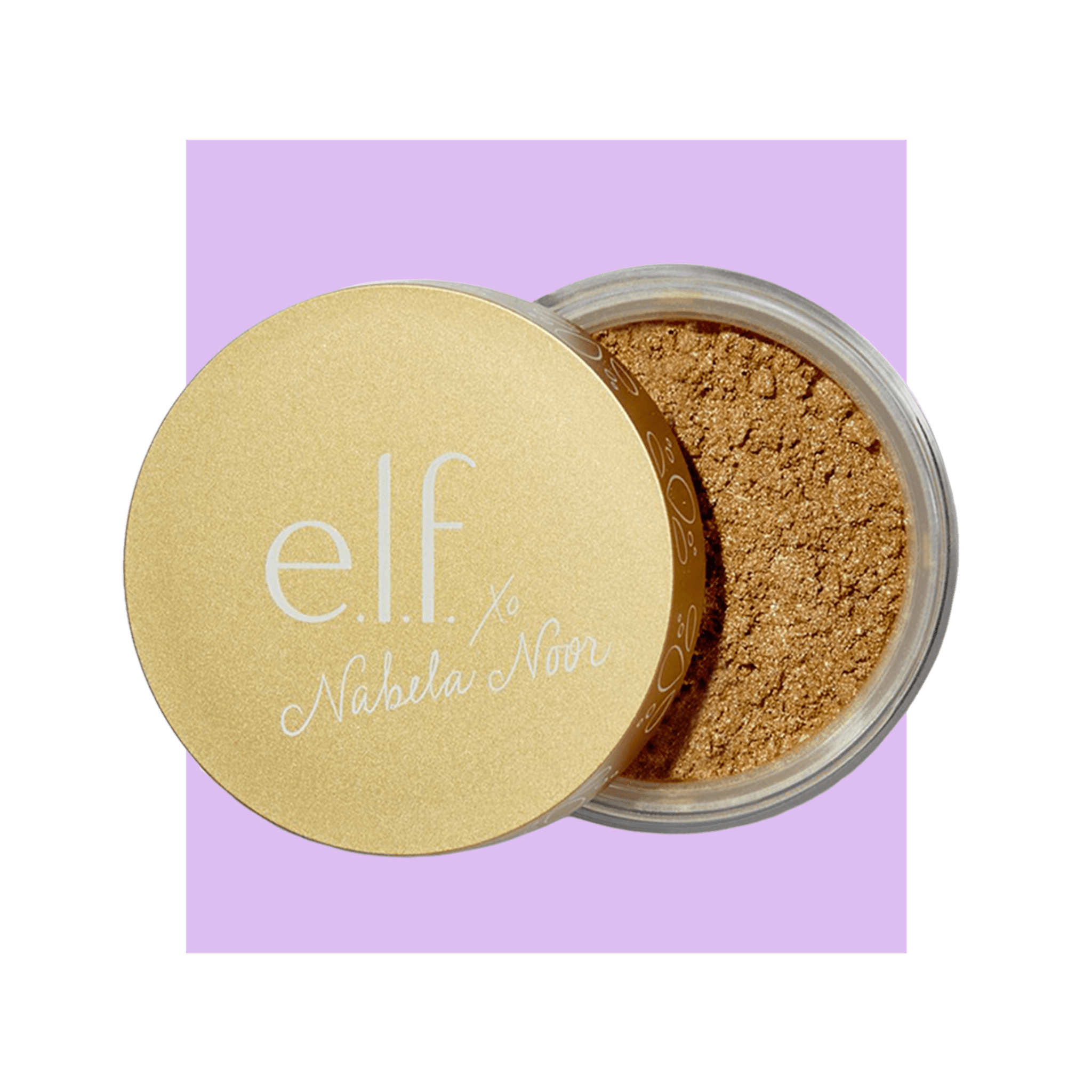 E.l.f. Cosmetics xo Nabela Noor Gleaming Loose Highlighter