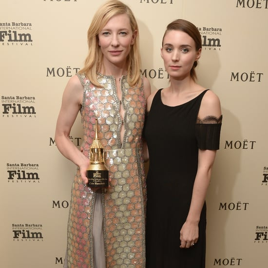 Cate Blanchett in Silver Maison Martin Margiela Dress