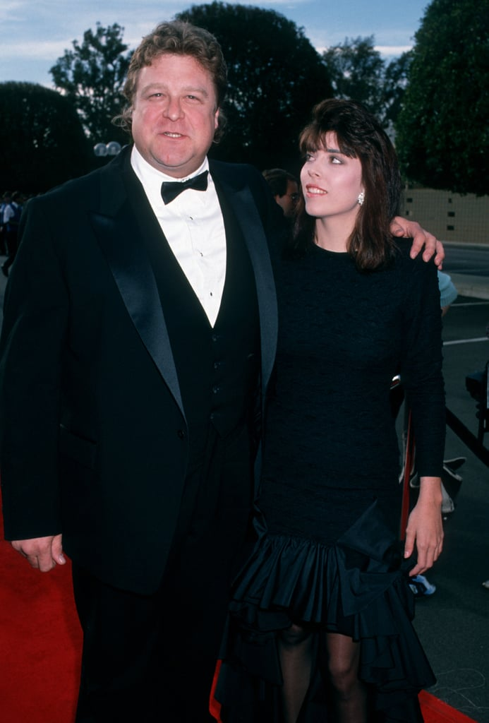 John and Annabeth were dressed to the nines at the 15th Annual People's Choice Awards in 1989.