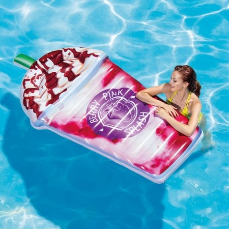 Intex Inflatable Berry Pink Splash Pool Float