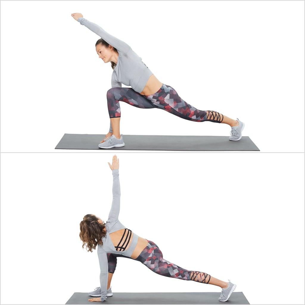 Dumbbell Workout Popsugar Fitness