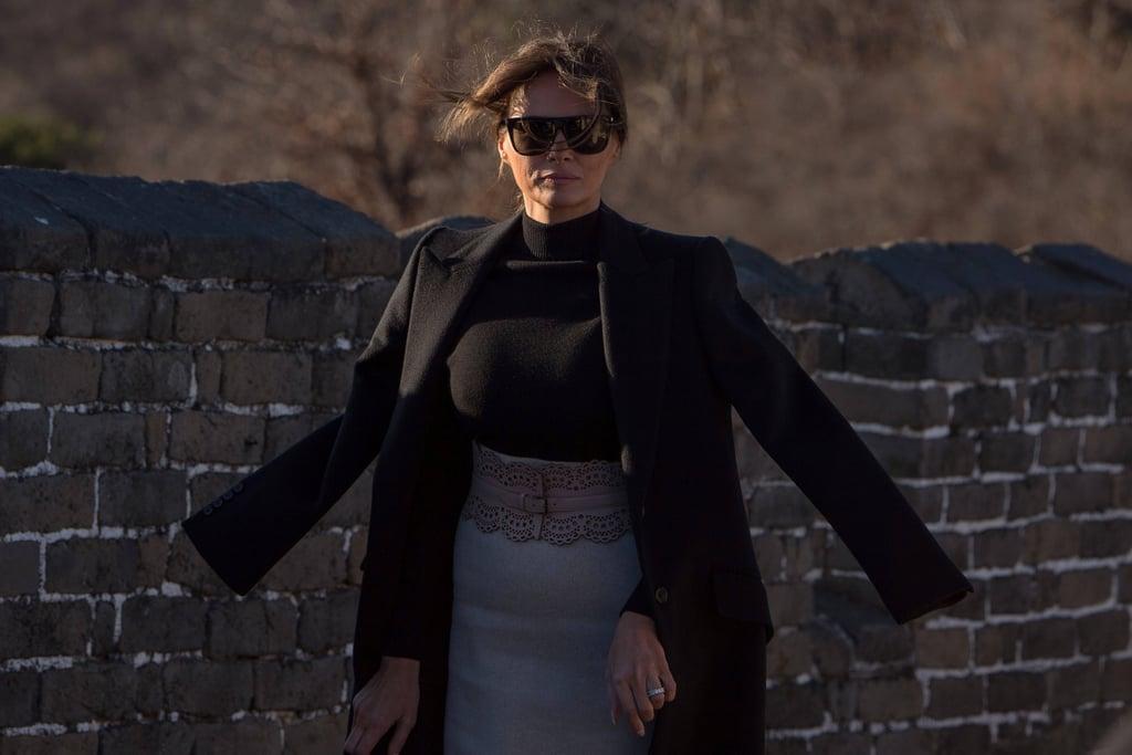 Melania Trump's Coats