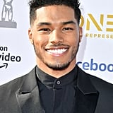 Pictured: Rome Flynn