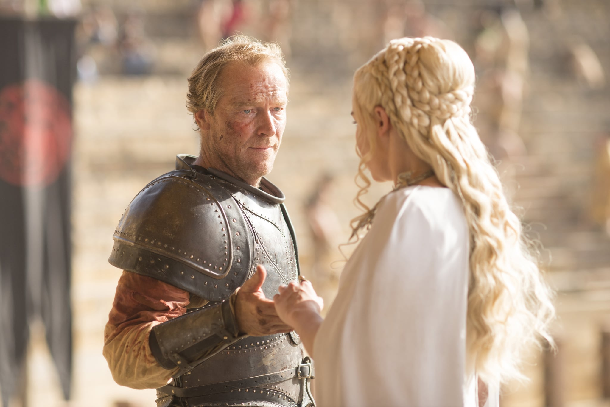 daenerys and jorah relationship goals