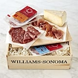 Charcuterie and Cheese Gift Crate