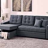 Caffin Reversible Sleeper Sectional