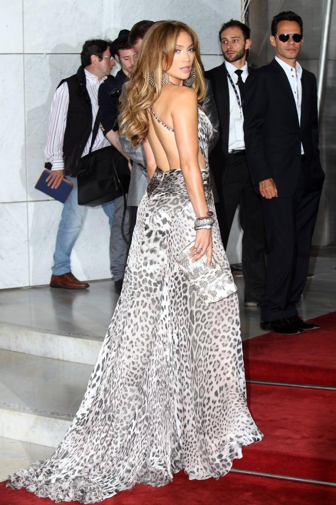 At the 2010 World Music Awards