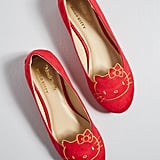 ModCloth for Hello Kitty Amble Companion Ballet Flats
