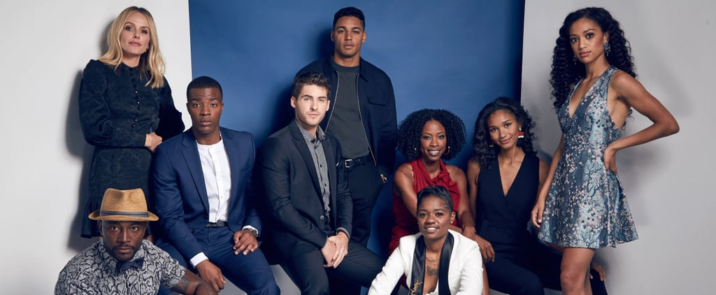 All American TV Show Cast