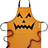 Williams Sonoma Halloween Jack O'Lantern Apron