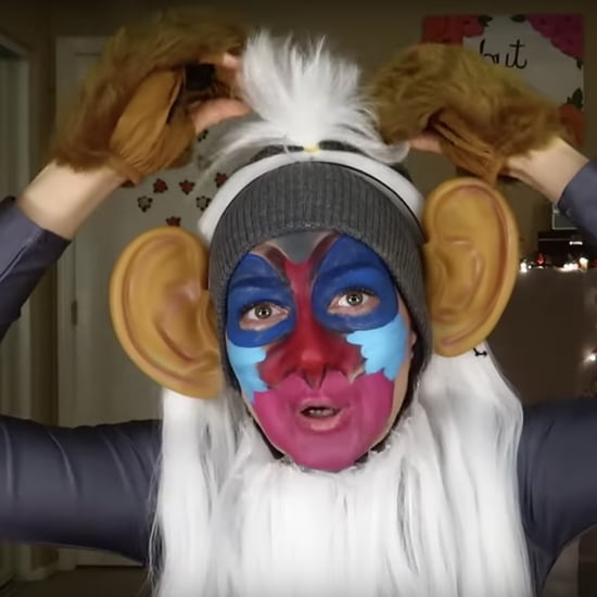 Rafiki Edibles Makeup Tutorial Video