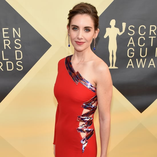 Alison Brie Talks About James Franco Allegations SAG Awards
