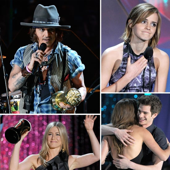 Check Out Highlights From the MTV Movie Awards!
