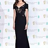 Gemma Chan at the 2018 BAFTAs