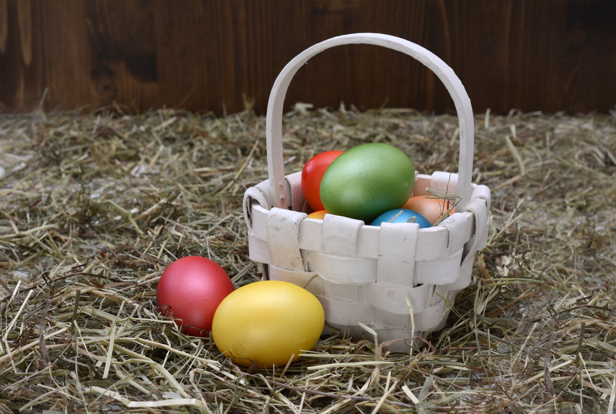 Why i dont buy my kids easter baskets popsugar moms ive always loved any and all holidays even more since i became a mom even though theyre now 10 times the work but easter has never been at the top of negle Images