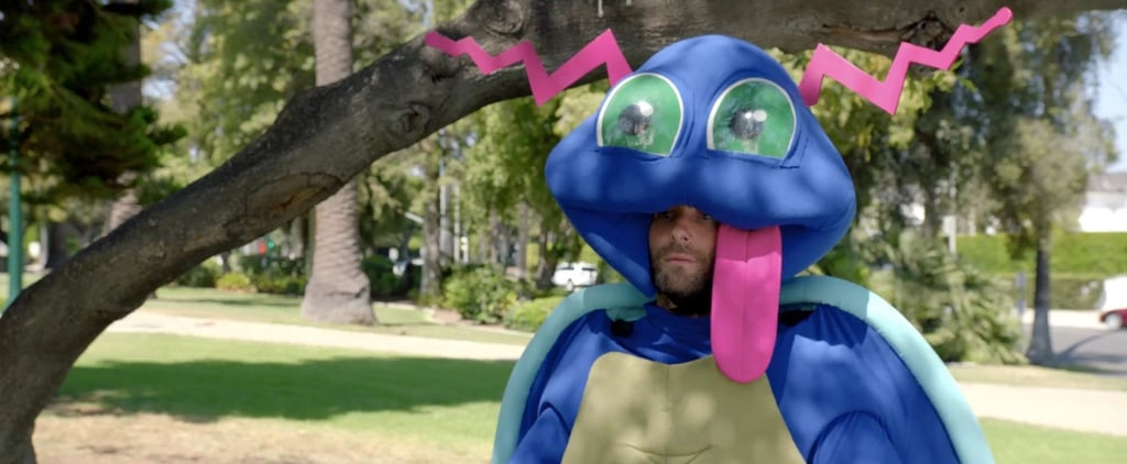 Adam Levine Enlisted a Bunch of Celebrities in Funny Suits For Maroon 5's New Video