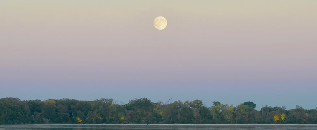 This Year's Harvest Moon Is a Little Peculiar, and You Won't Want to Miss It