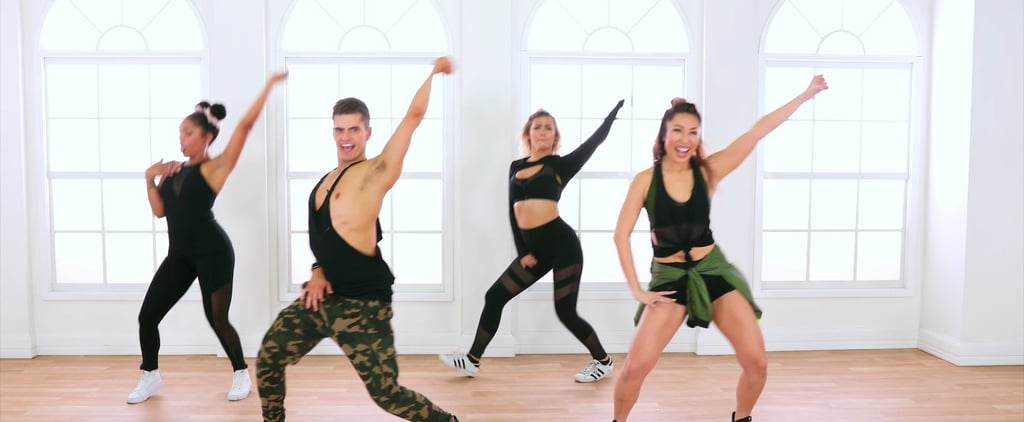 "The Fitness Marshall Cassey Ho Jason Derulo ""Tip Toe"" Dance"