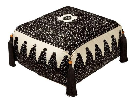 Crave Worthy: Moroccan Square Ottoman