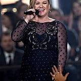 April 24 — Kelly Clarkson