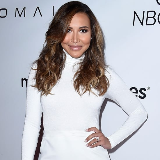 Naya Rivera and Ryan Dorsey at March of Dimes Event 2015