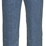 High-Waited Cropped Jeans