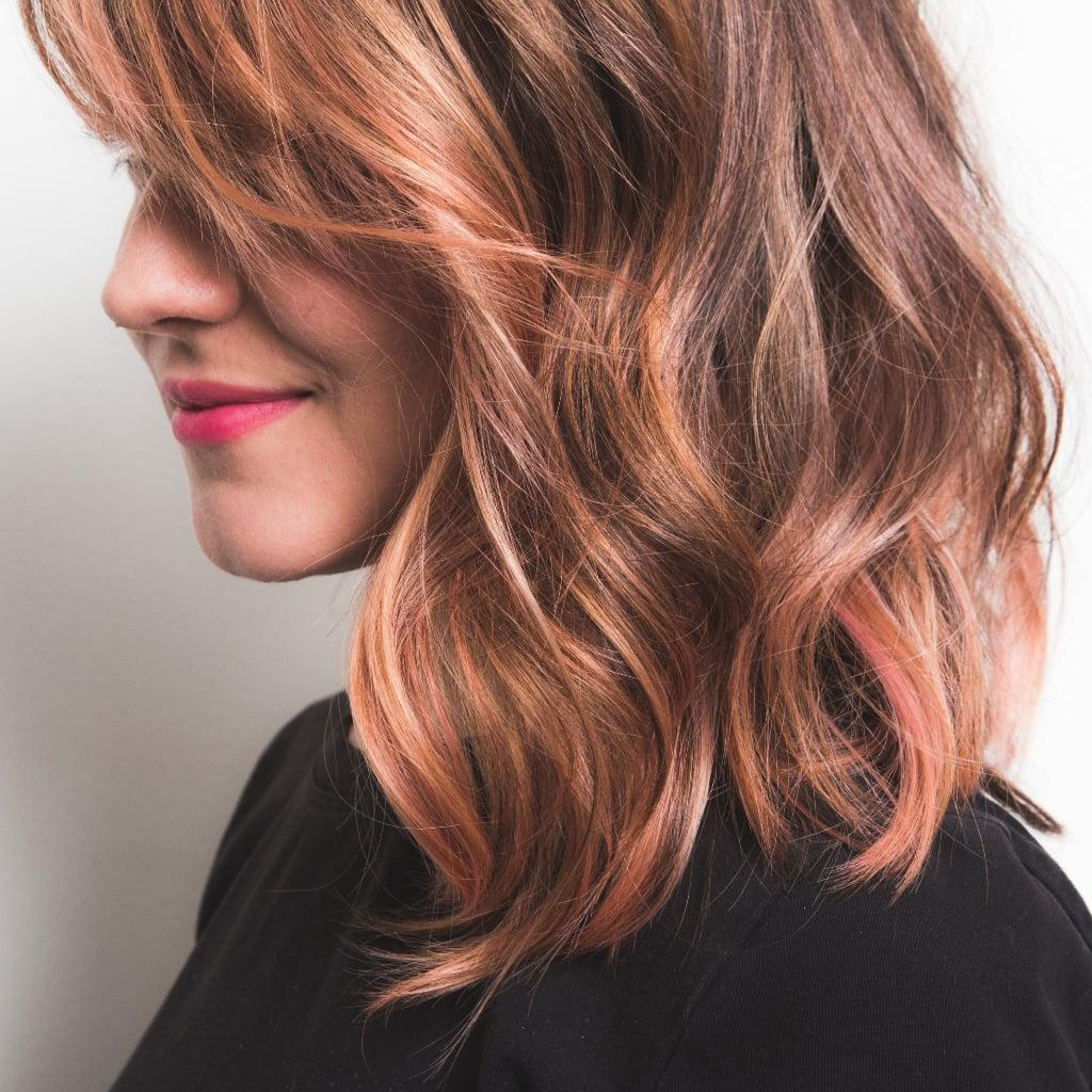 How to Color Dark Hair Pastel | POPSUGAR Beauty
