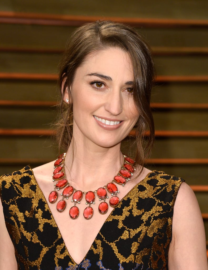 Sara Bareilles at Vanity Fair Party
