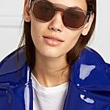 Marni D-Frame Acetate Sunglasses