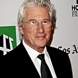Richard Gere attended the Hollywood Film Awards gala in Los Angeles.