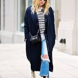 Style Them With a Classic Striped Shirt