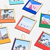 Color-Blocked Instagram Ornaments