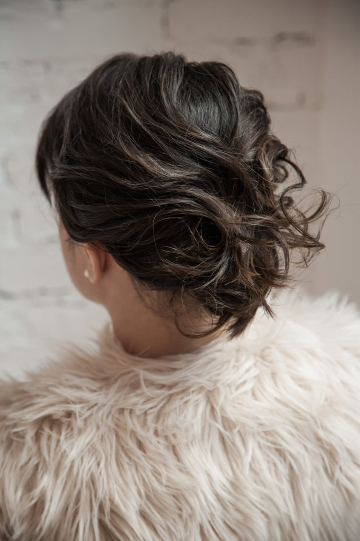 The Finished Look Holiday Hair Ideas For Short Hair