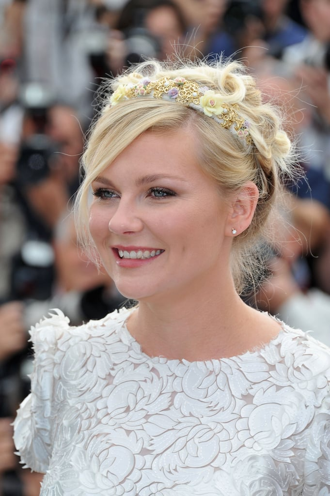 Kirsten Dunst Celebrities With Gap Tooth Smiles Freckles Dimples