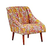Multicolor Upholstered Seraphina Chair ($300)