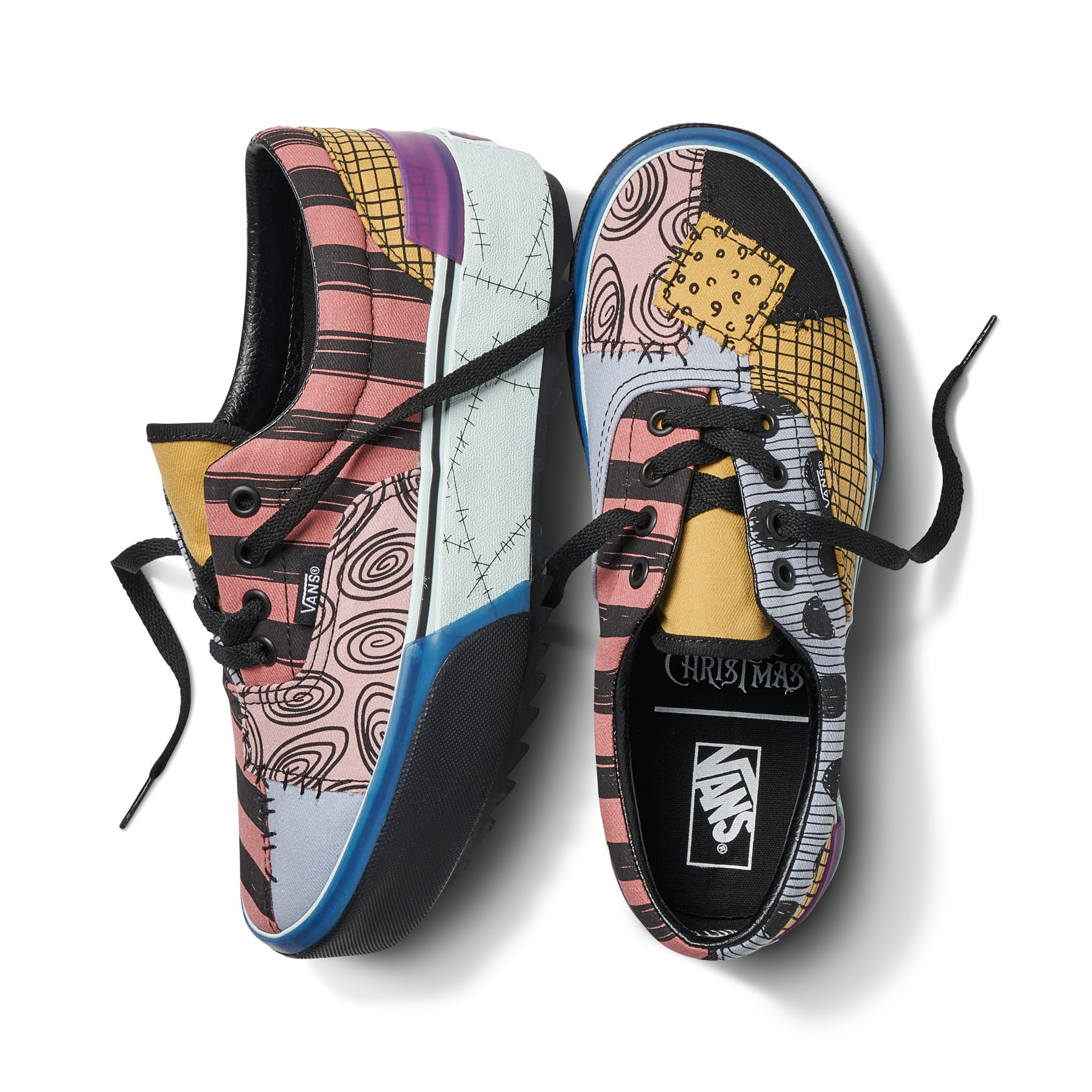 Shop Vans\u0027s Entire Nightmare Before Christmas Collection