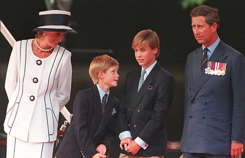 Prince Charles and Princess Diana Divorce Details | POPSUGAR Celebrity