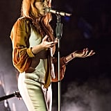 August 28 — Florence Welch