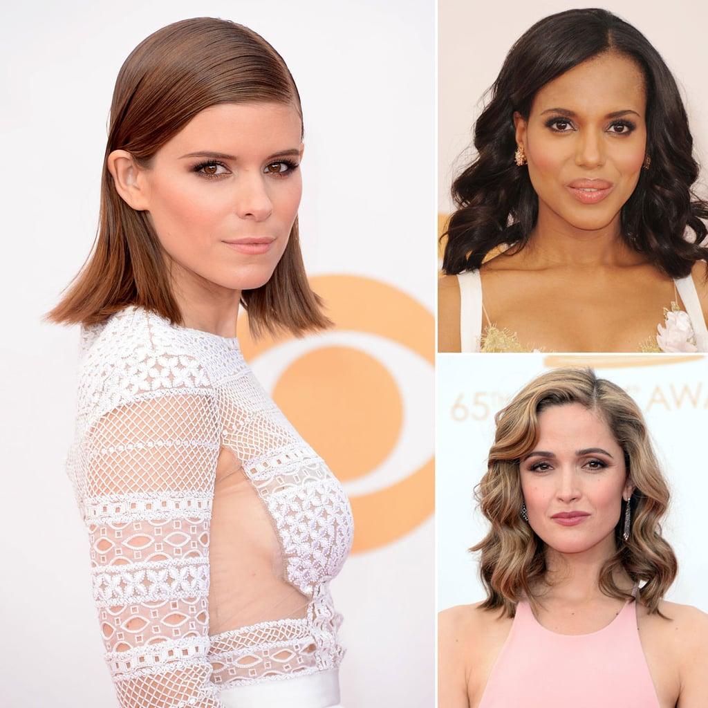 Best Emmys Hair Makeup 2013