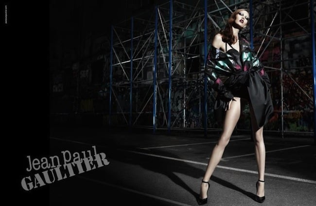 Jean Paul Gaultier Fall 2012 Ad Campaign
